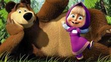 Маша и медведь смотреть на Tvigle.ru