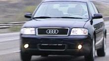Audi A6 смотреть на Tvigle.ru