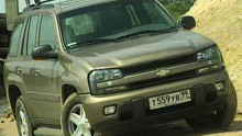 Chevrolet Trail Blaser смотреть на Tvigle.ru