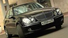 Mercedes E500 смотреть на Tvigle.ru