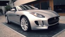 The new Jaguar F-Type clip смотреть на Tvigle.ru
