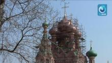 Церковь Живоначальной Троицы в Останкине