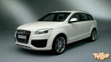 Audi Q7 смотреть на Tvigle.ru