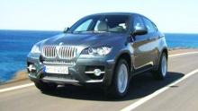 BMW X6 50i смотреть на Tvigle.ru