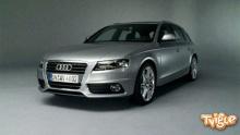 Audi A4 Avant смотреть на Tvigle.ru