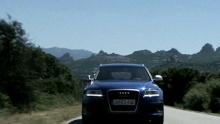 Audi RS6 Avant смотреть на Tvigle.ru