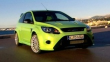 Ford Focus RS смотреть на Tvigle.ru