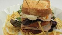 Клубничный сэндвич