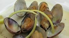 Жареные моллюски