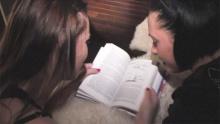 Алёна Водонаева изучает «Камасутру»