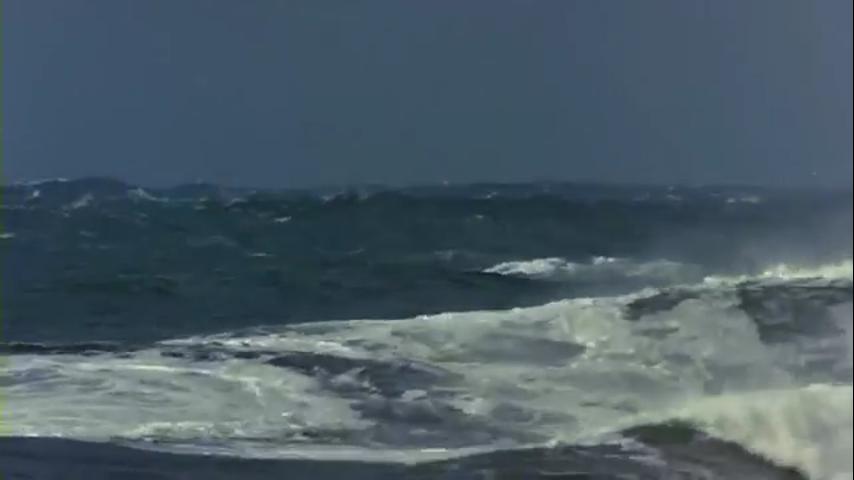 Где кончается синее море