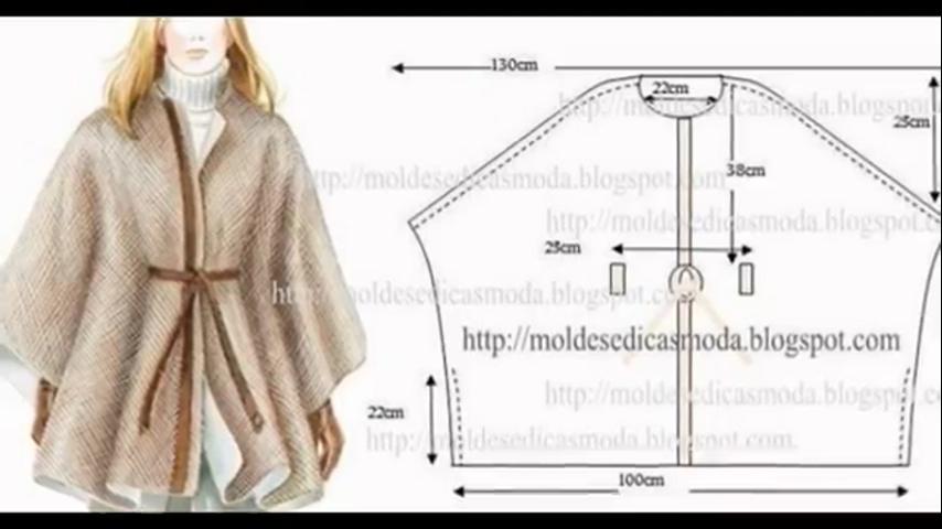Модное пальто сшить своими руками
