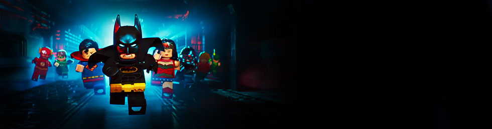 Лего Фильм: Бэтмен