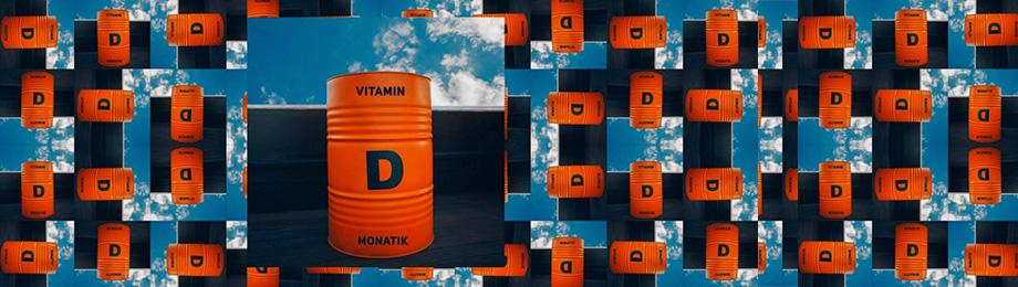 MONATIK — Vitamin D
