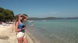 Ситония: пляж Кариди смотреть на Tvigle.ru