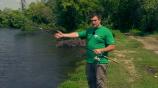 Ловля судака на реке Сура смотреть на Tvigle.ru