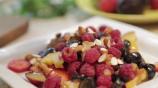 Салаты с ягодами смотреть на Tvigle.ru
