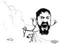 Царь Леонидас против Чаки Шморриса смотреть на Tvigle.ru