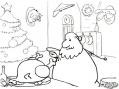 Санта Клаус против рождественской индейки смотреть на Tvigle.ru
