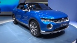 Volkswagen T-ROC at Geneva Auto Show 2014 смотреть на Tvigle.ru