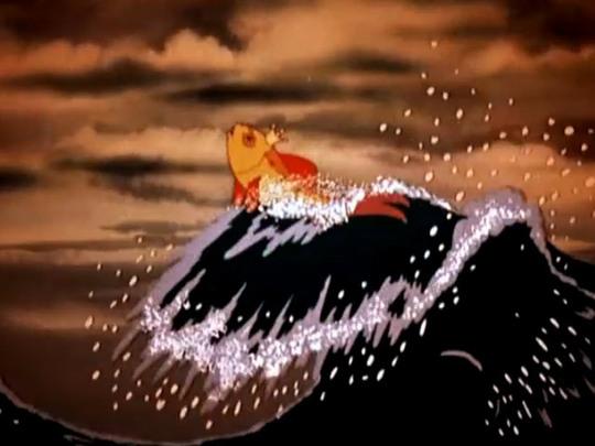 сказка о рыбаке и рыбке мультфильм скачать