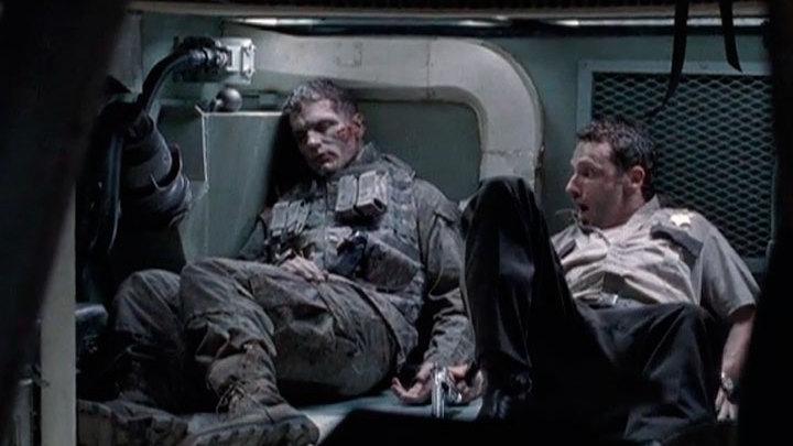 Ходячие мертвецы  (The Walking Dead). Сезон 1. Серия 1 смотреть на Tvigle.ru