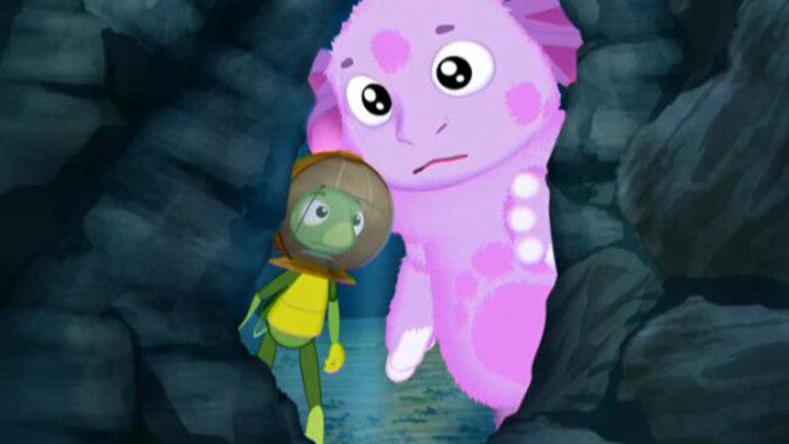 Подводная пещера смотреть на Tvigle.ru