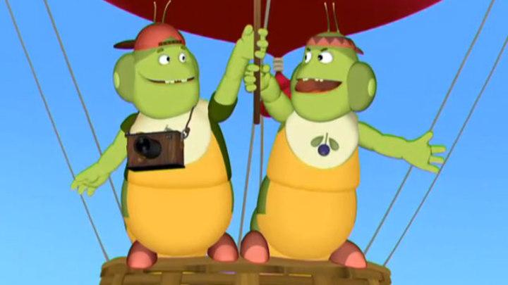 Недоверчивые гусеницы смотреть на Tvigle.ru