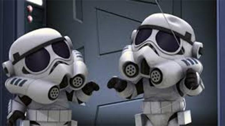 Звездные войны повстанцы трейлер