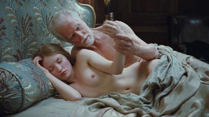 Фильм спящая эротика