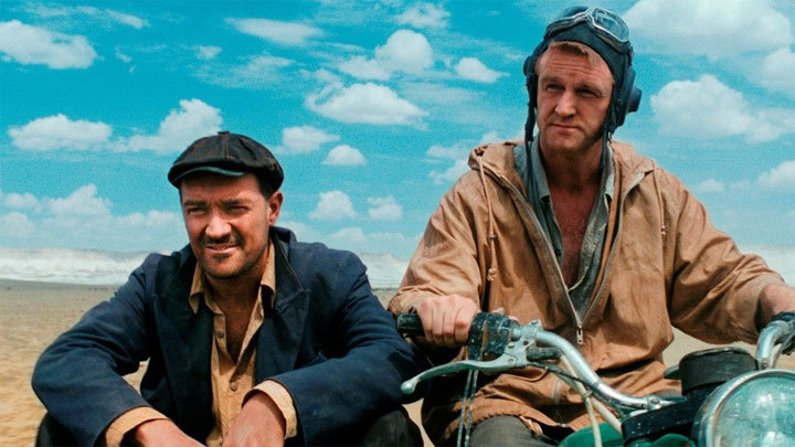 капитан рыбаков фильм