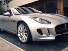 The new Jaguar F-Type clip