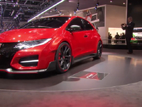 The New Honda Civic Type R Concept