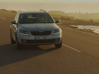 skoda octavia combi laurin klement preview