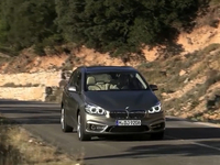 the new bmw series active tourer preview