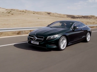 mercedes benz coupe preview