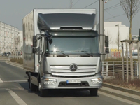 mercedes benz atego preview