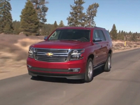 chevrolet tahoe preview