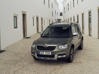 skoda yeti outdoor laurin klement preview