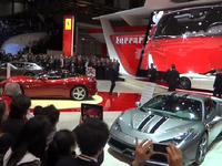 The new Ferrari California T First Look
