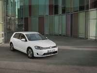 The new Volkswagen e-Golf Design