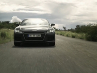 audi coupe preview