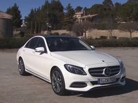 mercedes benz bluetec designo diamond white bright preview
