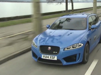 jaguar xfrs sportbrake preview