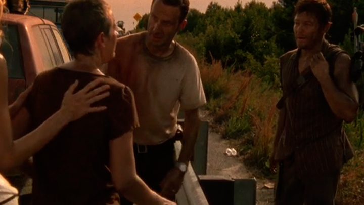 Ходячие мертвецы  (The Walking Dead). Сезон 2. Серия 1 смотреть на Tvigle.ru