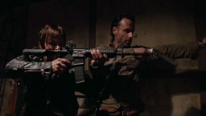 Ходячие мертвецы (The Walking Dead). Сезон 3. Серия 16 смотреть на Tvigle.ru