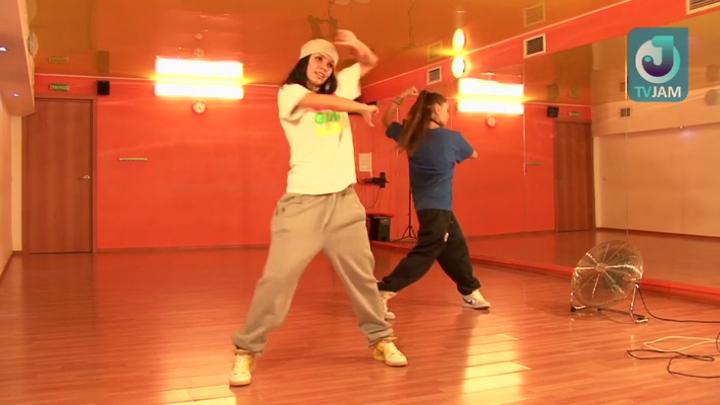 Танцевальный мастер-класс по хип-хопу смотреть на Tvigle.ru