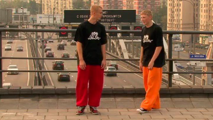 Танец C-Walk. Связка 1 смотреть на Tvigle.ru