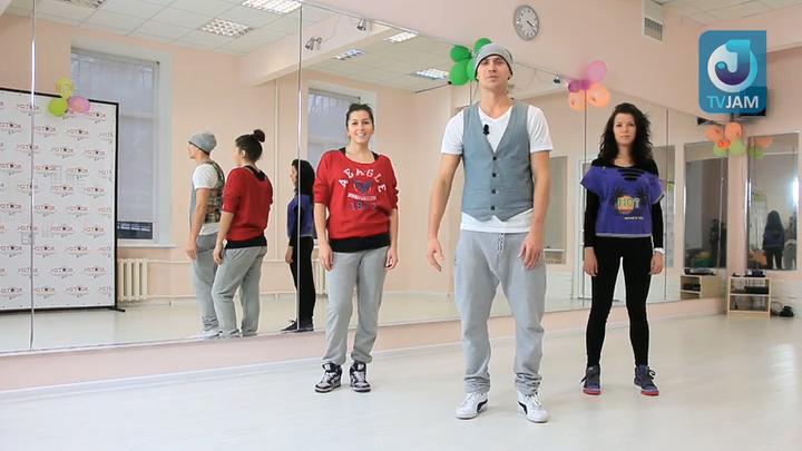 Танцевальный мастер-класс от группы «Scotch». Часть 3 смотреть на Tvigle.ru