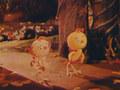 Два справедливых цыпленка. мультфильм